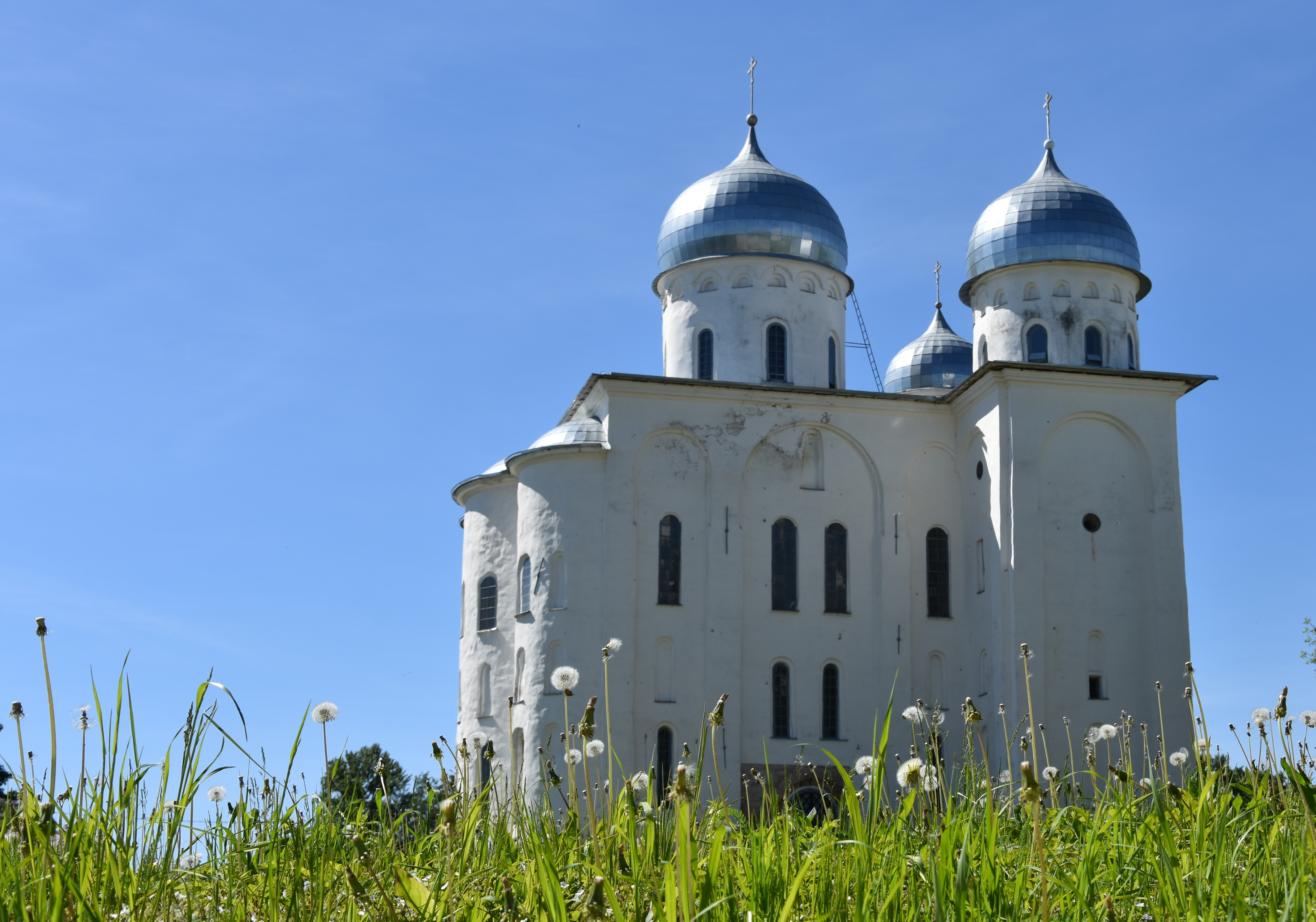 первый картинки новгород георгиевский собор окна пенопласта для