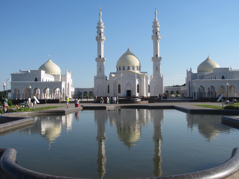 Картинки болгар белая мечеть